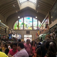 Photo taken at Mercado Municipal Paulistano by Everton I. on 10/5/2013