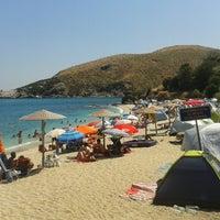 Photo taken at Καλαμος,Ευβοια by Eirini M. on 8/10/2014