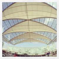 Photo taken at Terminal 2 by Sebastian G. on 4/24/2013