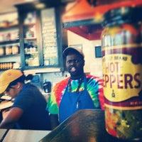 Photo taken at Potbelly Sandwich Shop by Kurt von Schleicher w. on 10/31/2012
