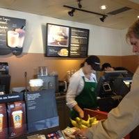 Photo taken at Starbucks by Cynthia C. on 4/13/2013