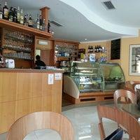 Photo taken at Caffè Tiffany by Riccardo A. on 6/25/2013