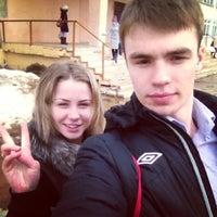 Photo taken at Школа #5 by Дмитрий Ф. on 4/10/2013