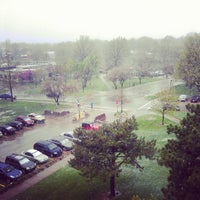 Photo taken at Henderson Hall by Joshua S. on 5/2/2013