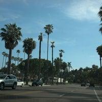 Photo taken at City of Santa Barbara by Jaki S. on 7/3/2013