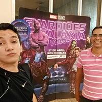 Photo taken at Cine Café by Rogério M. on 5/10/2017