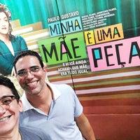 Photo taken at Cine Café by Rogério M. on 1/10/2017
