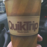 Photo taken at QuikTrip by Sarah F. on 4/27/2013