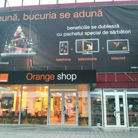 Photo taken at Orange Shop by George C. on 12/16/2013