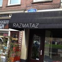 Photo taken at Razmataz by Goof S. on 11/1/2012