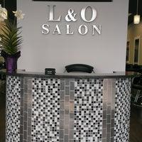 Photo taken at L & O Salon by L & O Salon on 4/10/2013