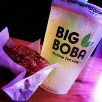 Foto scattata a Big Boba Bubble Tea Shop da Big Boba Bubble Tea Shop il 1/29/2014