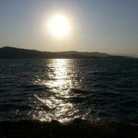 Снимок сделан в Urla Sahil пользователем Nesrin Ö. 7/6/2013