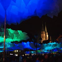 Foto tirada no(a) Blaue Nacht Nürnberg por Dieter B. em 5/4/2014
