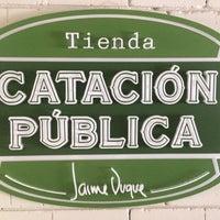 Photo taken at Catación Pública by Rafael A. on 5/22/2016
