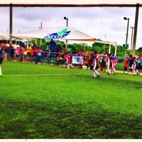Photo taken at Futbol 7 Merida Center by Javier A. on 6/9/2013