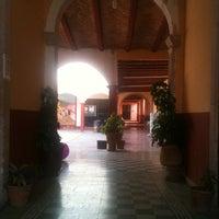 Photo taken at Casa Salvador Campos by Marco V. on 4/30/2013
