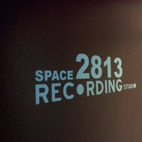 Photo taken at Studio 2813 by Destiny W. on 6/12/2013
