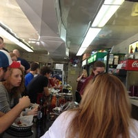 Photo taken at Dalessandro's Steaks and Hoagies by Joshua on 10/20/2012