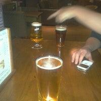 Photo taken at The Saddler's Arms by Dek H. on 12/16/2012