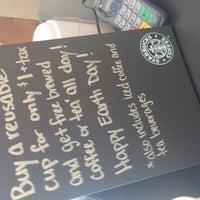 Photo taken at Starbucks by Jules V. on 4/22/2013