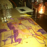 Photo taken at Colette Little French Bistro by Malgorzata I. on 12/4/2014