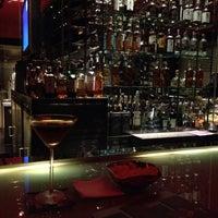 Photo taken at Burgundy Bar & Lounge by Hana L. on 5/30/2014