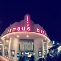 Photo taken at Jerry's Famous Deli by Pavel P. on 4/27/2013