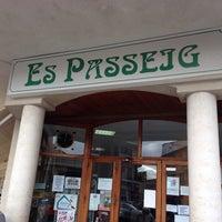 Photo taken at Cafeteria Es Passeig by Esteve M. on 11/11/2013