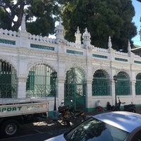 Photo taken at La Rue Jummah Mosque by Tim L. on 8/27/2016
