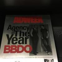 Photo taken at BBDO New York by Tim L. on 1/22/2016