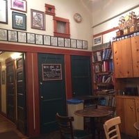 Photo taken at Linnaea's Cafe by Esmeralda G. on 3/23/2014