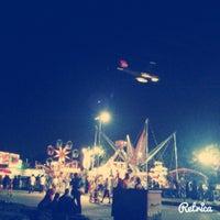 Photo taken at Florya Lunapark by Ogün S. on 8/21/2014