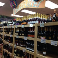 Photo taken at Trader Joe's Wine Shop by Chanel A. on 5/10/2013