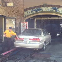 Photo taken at Lighthouse Express Car Wash by Austin S. on 4/10/2013