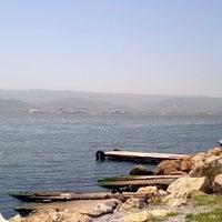 Photo taken at Plajyolu by Onur T. on 5/23/2013