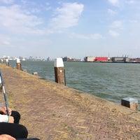 Photo taken at Schiedam,maasboulevaar by Ed v. on 4/20/2014
