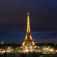 Photo prise au Tour Eiffel par Rana M. le10/21/2013