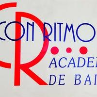 Photo taken at Con Ritmo Academia by Alex G. on 4/27/2013