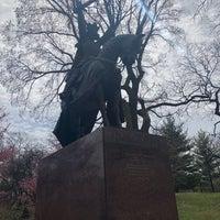 Photo taken at King Jagiello / Poland Monument by Jonathan B. on 4/7/2018