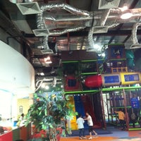 Photo taken at Kizsports & Gym by Salehuddin H. on 1/6/2013