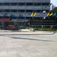 Photo taken at Bansomdejchaopraya Rajabhat University by oranuch r. on 11/6/2012