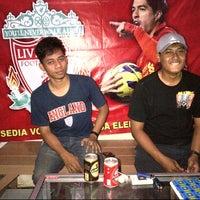 Photo taken at Jl.kramat lontar salemba jakarta pusat by Gilang A. on 4/13/2013