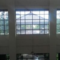 Photo taken at Gedung Rektorat by Frizas Ramadhan P. on 4/11/2013