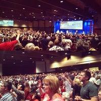 Photo taken at Beaverton Foursquare Church by Milo C. on 10/5/2012