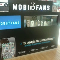 Photo taken at MobiFans by Kimberly M. on 1/31/2014