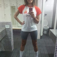 Photo taken at Peralta Fitness Real Parque by Thalita V. on 8/20/2014