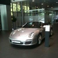 Photo taken at Porsche Italia by Andrea V. on 7/17/2013