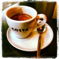 Photo taken at Costa Coffee by Kostas K. on 1/12/2013