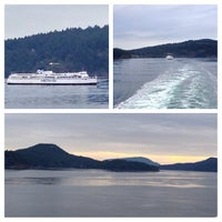 Photo taken at Spirit of Vancouver Island by Stephane M. on 10/5/2013
